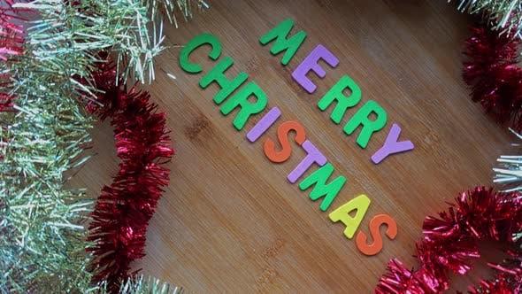Christmas Title