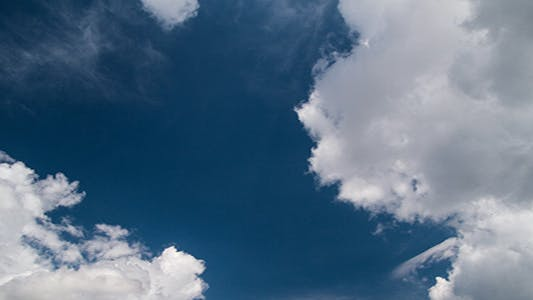Cover Image for Clouds And Sky Time Lapse II- 3K Resolutin