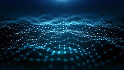 Digital Cyberspace Futuristic 01071