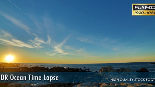 Thumbnail for HDR Ocean Time Lapse
