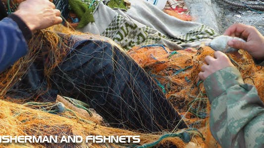 Thumbnail for Fisherman and Fishnets
