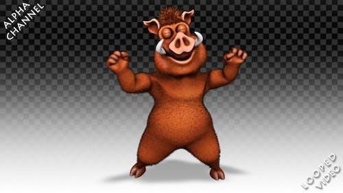 Comic Boar - Dance Ritm