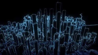 Downtown Hologram