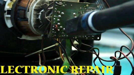 Thumbnail for Electronic Repair