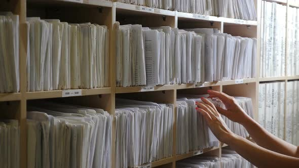 Medical Records in Archives