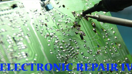 Thumbnail for Electronic Repair IV