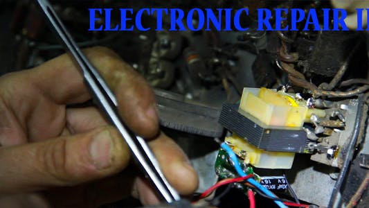 Electronic Repair III