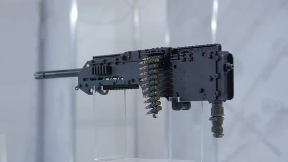 Weapon Machine Gun