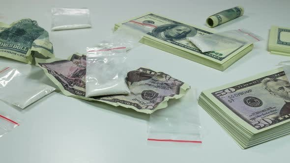 Thumbnail for Illicit Profits From The Sale Of Cocaine