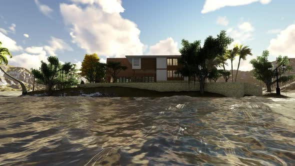 Thumbnail for House on the river