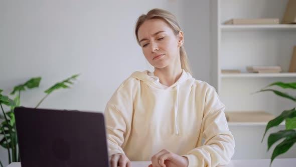Frustration Freelancer at Workplace