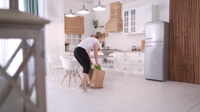 Back Pain in a Housewife