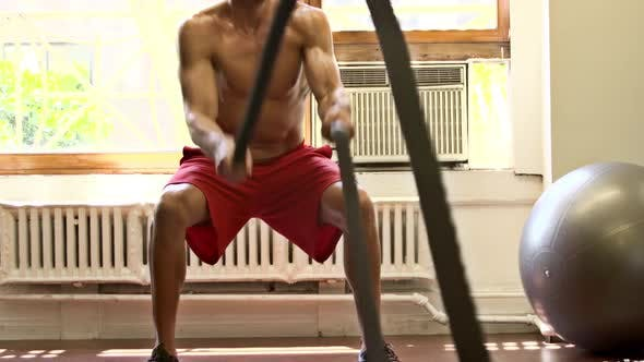Thumbnail for Workout With A Battle Rope