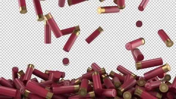 Rifle Shells Overlay Transition