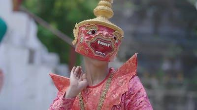 Laos  Dance Culture Khon