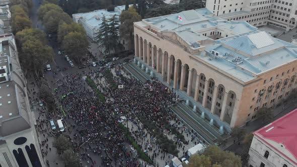Georgian Protests 2