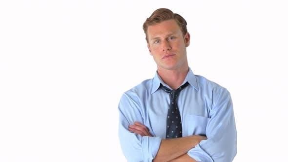 Thumbnail for confident businessman
