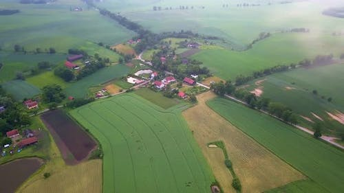 Countryside Farms and Fields