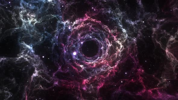 Space Wormhole