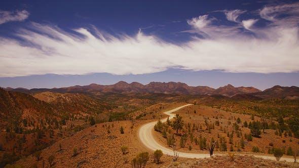 Cover Image for Parc national des Ranges Flinders