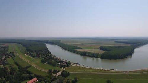 River Tisa Europe