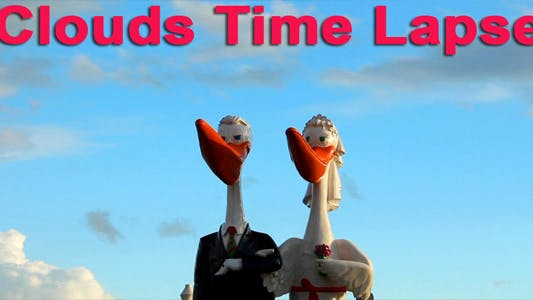 Thumbnail for Clouds Time Lapse 5