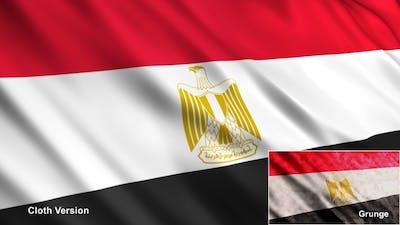 Egypt Flags