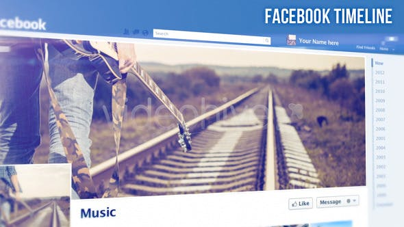 Thumbnail for Facebook Timeline