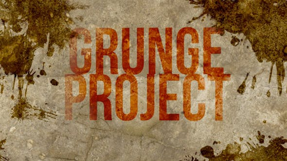 Thumbnail for Le projet Grunge