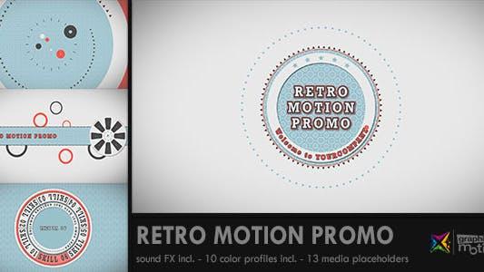 Thumbnail for Retro Motion Promo