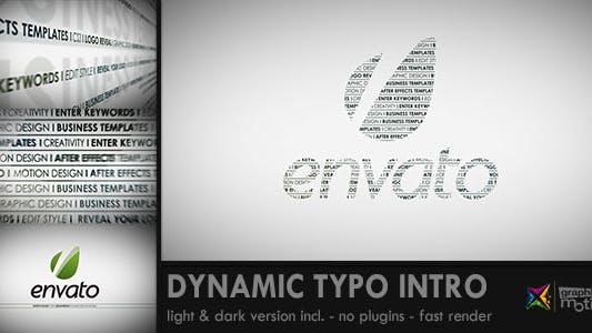Dynamic Keywords Intro