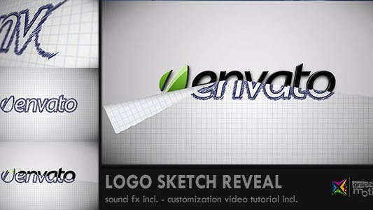 Thumbnail for Logo Sketch Reveal