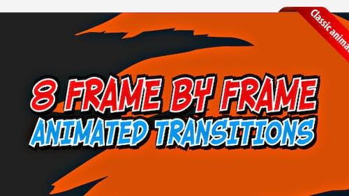 Cartoon transitions