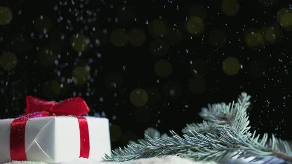 Thumbnail for Weihnachtsgeschenk Winterurlaub Zusammensetzung