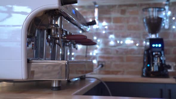 Coffee Machine Maker