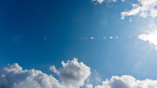 Thumbnail for Sky, Sun and Clouds Time Lapse 1 - 3K Resolution