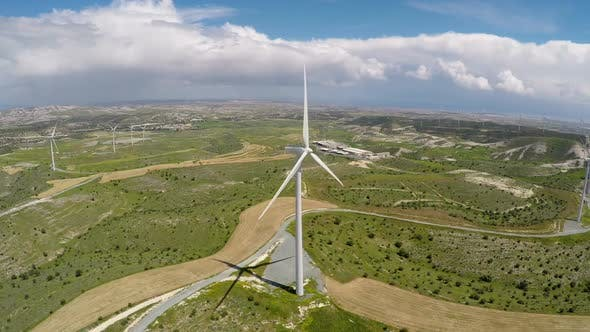 Cover Image for Wind Turbine Technology Used for Electricity Production, Technical Progress