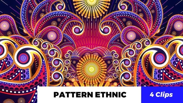 Thumbnail for Pattern Ethnic