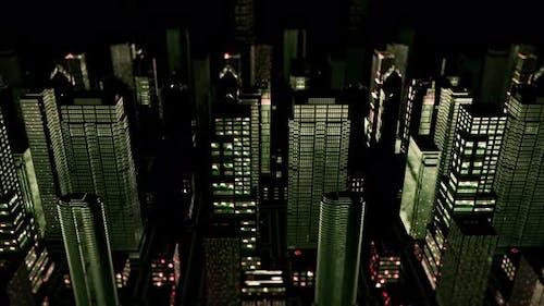 Cyber Digital City