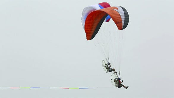 Thumbnail for Powered Paragliding