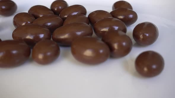 Thumbnail for Chocolate Almonds Rotating