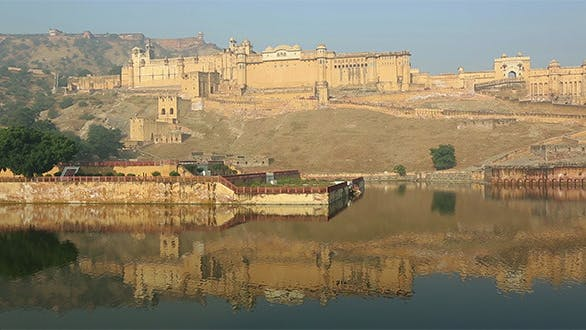 Cover Image for Amber (Amer) Fort