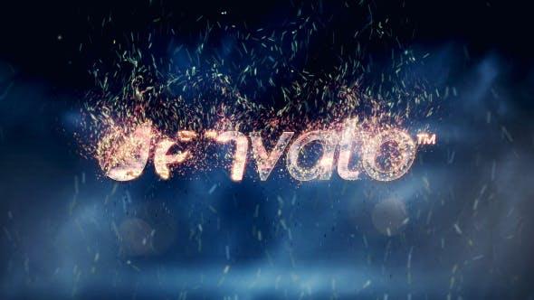 Thumbnail for Logo Fire Reveal