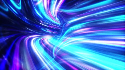 The Speed of Digital Lights