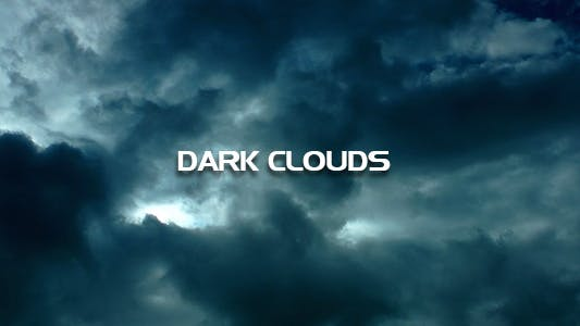 Thumbnail for Dark Clouds Time Lapse 2