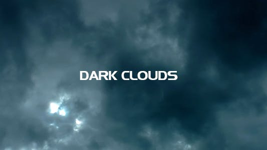 Thumbnail for Dark Clouds Time Lapse 3