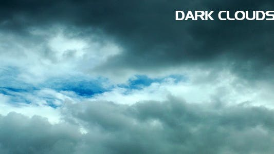 Thumbnail for Dark Clouds Time Lapse 4