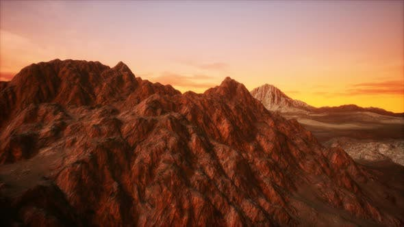 Thumbnail for Sunset at the Rocky Valley