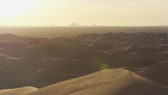 Thumbnail for Sand dunes in the morning light