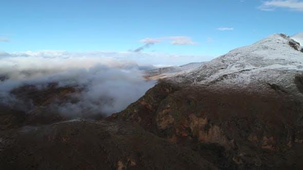 Thumbnail for Mountain Peak In Snow